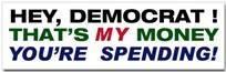 Hey, Politician! sticker